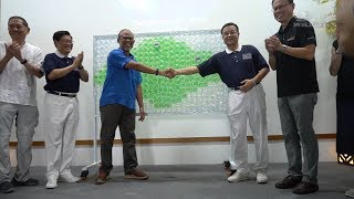 Launching Ceremony for Tzu Chi Eco-Awareness Centre