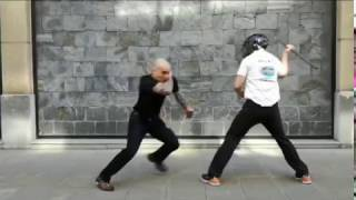 Gorka Ugarte – Cómo defenderse de una ataque circular de palo