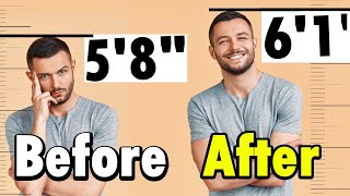 Look Taller Instantly- 6 Height Hacks to add 4 inches and Attract Hotter Girls