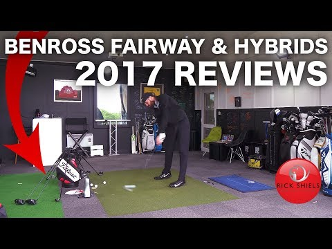 BENROSS HTX COMPRESSOR & TYPE R – FAIRWAY & HYBRID REVIEWS