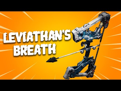 How to Get Leviathan's Breath Exotic Bow & First Impressions