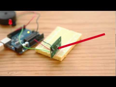 Make a Simple Infrared Motion Alarm