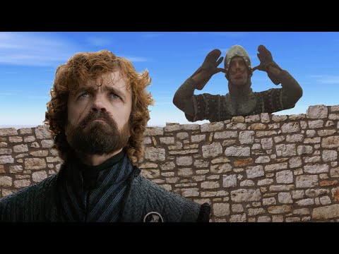 Tyrion Tries To Negotiate With Monty Python