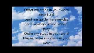 """Order My Steps"" Lyrics & Video By GMWA Women Of Worship"