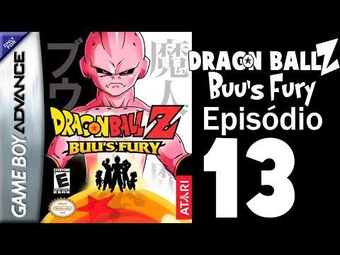 Dragon Ball Z : Buu's Fury GBA