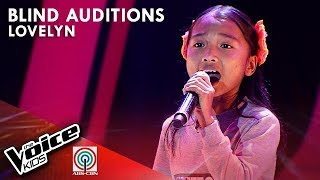 Lovelyn Cuasco - Saan Darating Ang Umaga | Blind Auditions | The Voice Kids Philippines Season 4