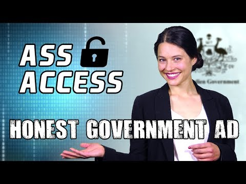 Honest Government Ad | Anti Encryption Law Mp3