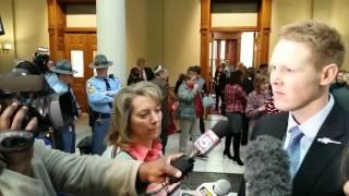 GGO Executive Director Defends Second Amendment at Georgia State Capitol