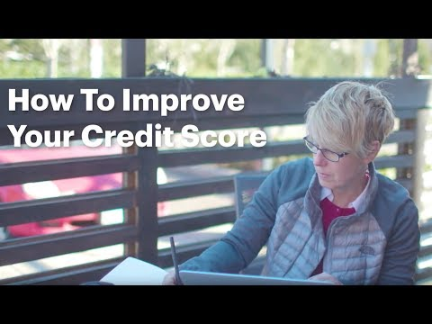 How to Improve your Credit Score