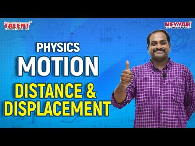 Physics Motion Distance