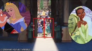 12 Insane Hidden Secrets In Popular Disney Movies!