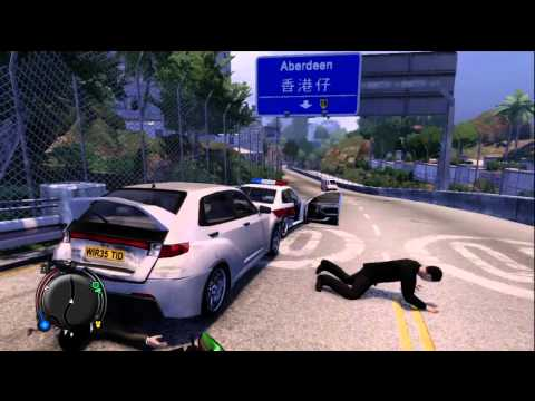 Sleeping Dogs Gameplay Xbox 360