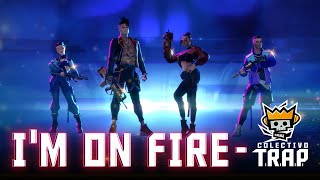 I'm on fire - T.R.A.P. (ft. BJRNCK, Awich, Krawk, Faruz Feet) l GARENA FREE FIRE