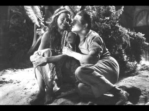 """Eugeniusz Bodo i Reri - Dla Ciebie chcę być biała (""""Czarna perła"""" 1934)"""