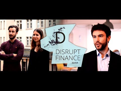 Disrupt Finance