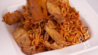 SistaCafe Channel : วิธีทำผัดมาม่าเกาหลี