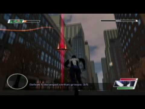 Видео № 1 из игры Spider-Man: Web of Shadows [PS3]