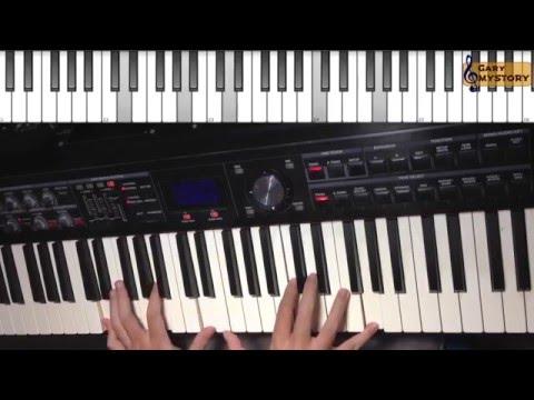 Gospel Piano Intro Idea For Advanced Beginner And Intermediate Players (Keyboard Tutorial)