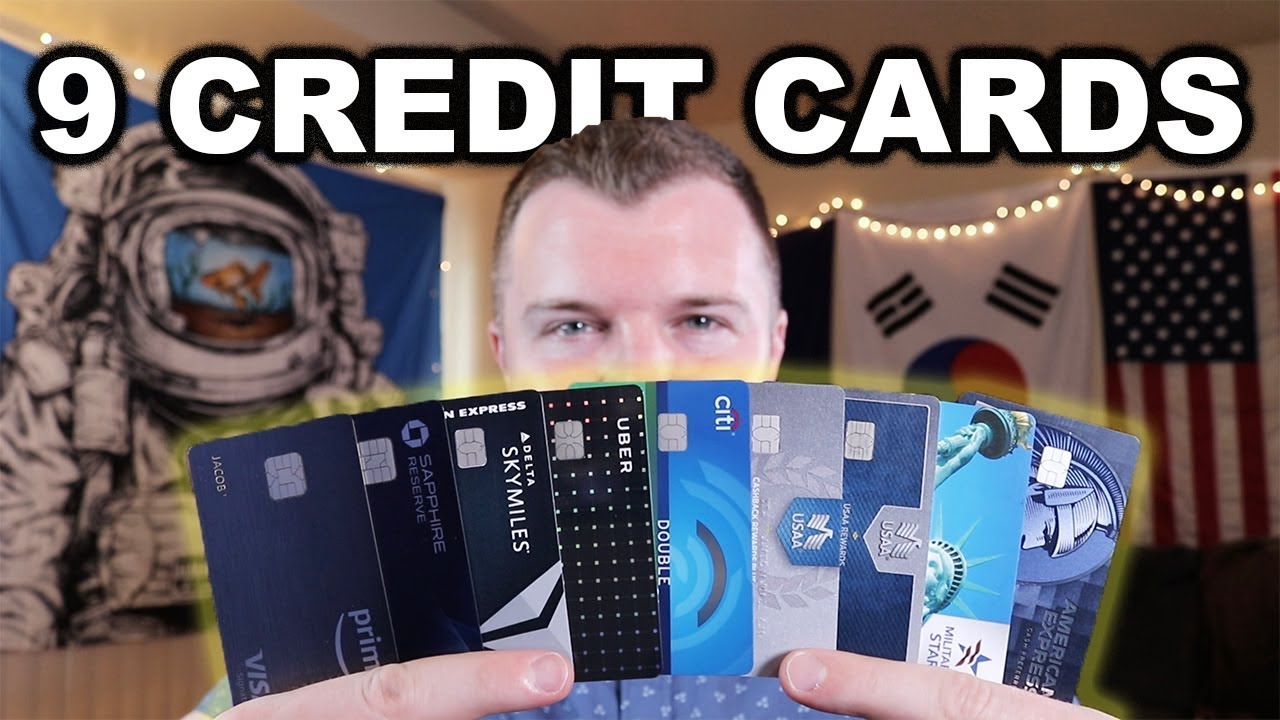 I have 9 Credit Cards and a $119,000 limitation - Here is Why thumbnail