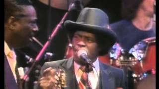"Video thumbnail of ""John Mayall,Buddy Guy,Junior Wells,Albert King,Etta James & Sippie Wallace-CC Rider"""