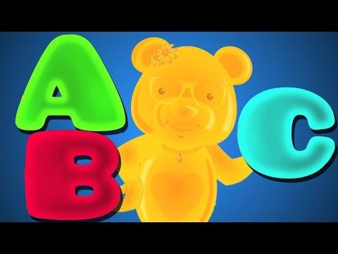 ABC canción   Canción del abecedario para niños   Aprender ABC en español