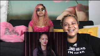 Rihanna Answers 15 Questions From A$AP Rocky | Vogue Reaction