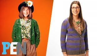 Mayim Bialik Traces Her Career: Beaches To Blossom To Big Bang Theory | PEN | Entertainment Weekly
