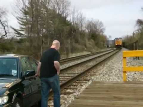 This Inevitable Train-Car Collision Isn't All That It Seems To Be