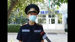 Накануне на Актюбинском заводе ферросплавов случился пожар