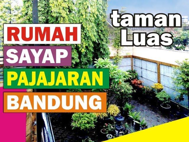 Rumah Tengah Kota Bandung Sayap Paskal