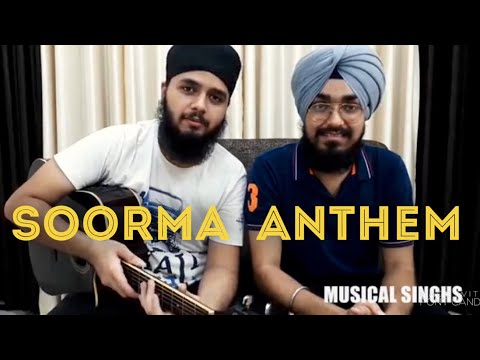 Soorma Anthem – Diljit Dosanjh | Taapsee Pannu | Shankar Ehsaan Loy | Cover (Live) | Musical Singhs