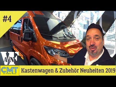 CMT 2019 Stuttgart | Kastenwagen Wohnmobile Neuheiten | Bio Kompost Toiletten | #4