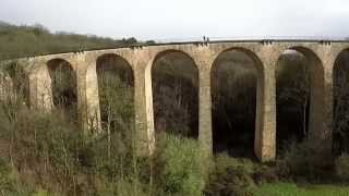 preview picture of video 'Viaduc des Fauvettes'