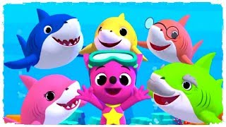 Baby Shark   Pinkfong Sing & Dance   Animal Songs   Pinkfong Songs For Children