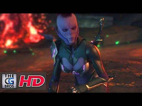 """CGI 3D Animated Short: """"The Warden"""" – by The Warden Team"""