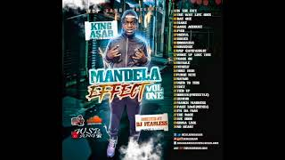 DJ FearLess – King Asar x Mandela Effect Vol 1 Mixtape 2018
