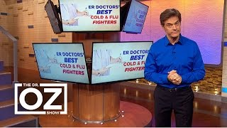 Dr. Oz Shares How Peppers Help Relieve Sinus Congestion