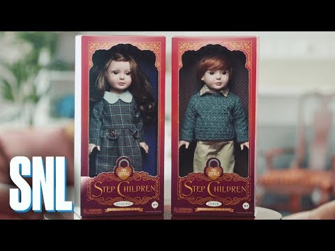 Cut for Time: My Little Step Children (Natalie Portman) – SNL