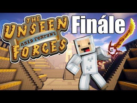 Legendárka a Wtf BOSS - The Unseen Forces 2 - Finále - Nakashi [CZ]
