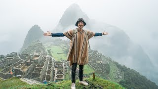 Abandoned Lost City: MACHU PICCHU No One Knew for 360 Years!