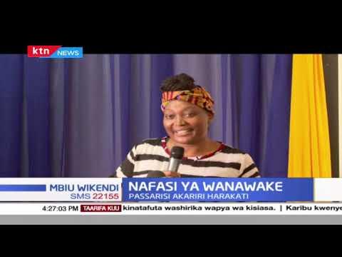 Esther Passaris asema wakati umewadia wa wanawake kusimama na kutetea nafasi yao katika jamii