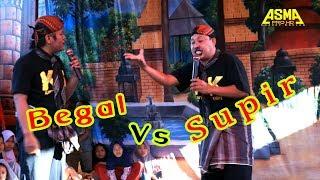 Super Lucu Lawakan Wa kancil & Wa Koslet | garong VS Supir Gokil Abies