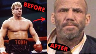The UNTOLD Truth Behind The Death Of Tommy Morrison