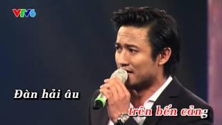 Bến Cảng Quê Hương Tôi   Quý Bình Karaoke Full 1080HD