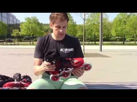 Rollerblade Maxxum 100 görkorcsolya EU 43-as