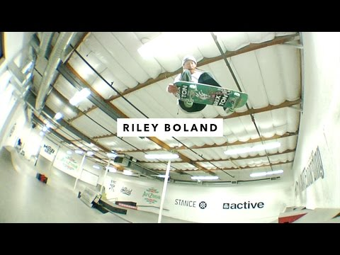 Riley Boland | TransWorld SKATEboarding