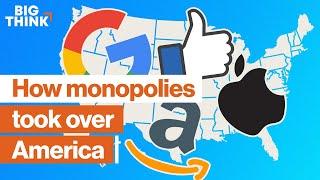 Why the US must break the grip of huge monopolies | Ganesh Sitaraman | Big Think