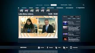 LRT televizijos ir radijo kanalai internetu