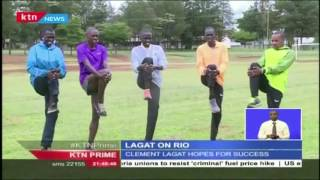 Former Cross country medalist Langat eyes Rio Olympics 5000M Gold