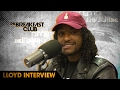 Lloyd Talks Being An Independent Musician, New Music With Lil Wayne, Rick Ross, 2 Chainz